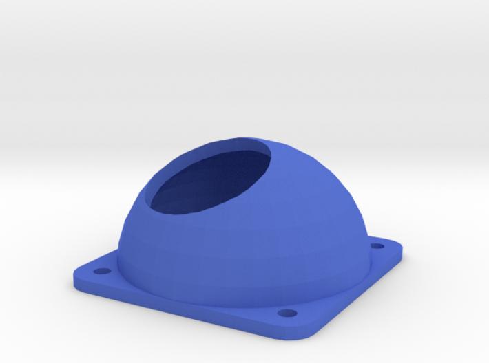 Printrbot High-Flow Shroud 3d printed