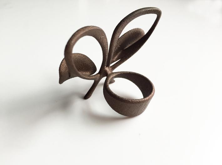 Coronata Ring  [7] 3d printed