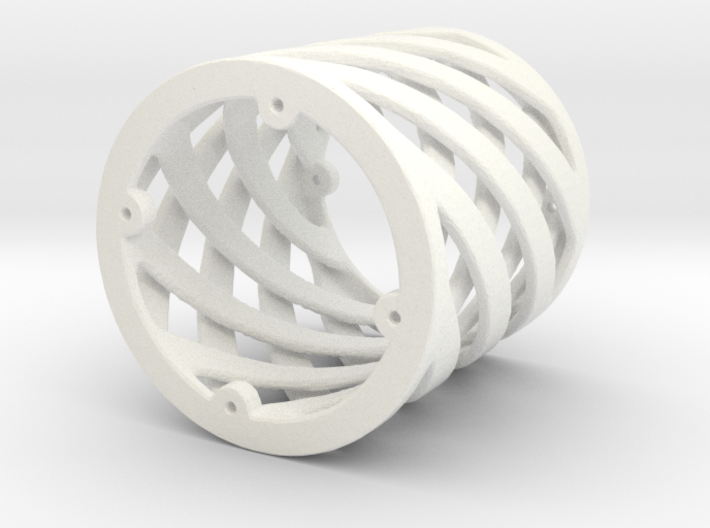 Spiral Support Piece 3d printed
