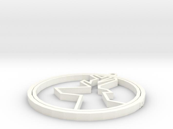Deer ring 3 for Christmas 3d printed