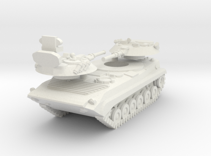 MG144-R10B BRM-1K (With mast turret) 3d printed