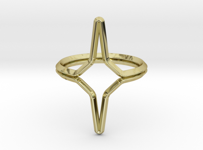 YOUNIVERSAL YY.01, ring US size 3.5, d=14,5mm(all 3d printed