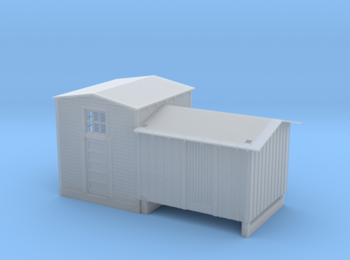 Building #104 3d printed