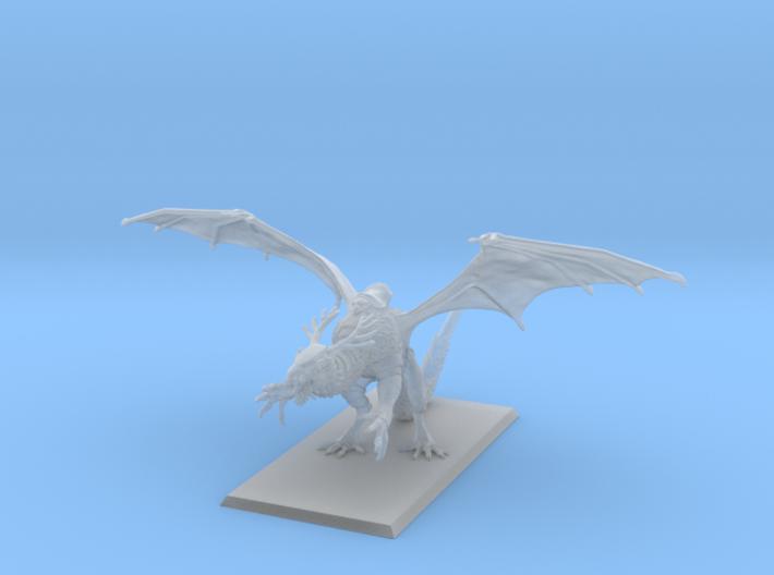 Dragon 35mm 3d printed