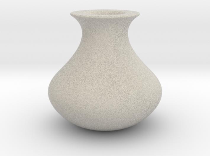 Wide Vase 3d printed