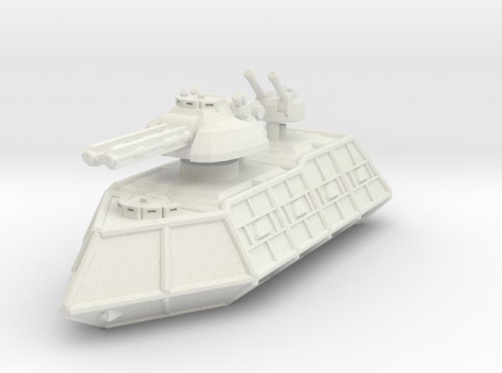 MG144-ZD02 Zangrin Battle Wagon 3d printed