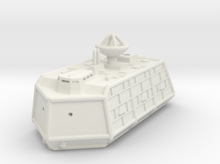 MG144-ZD03 Bane Gorr Command Vehicle 3d printed