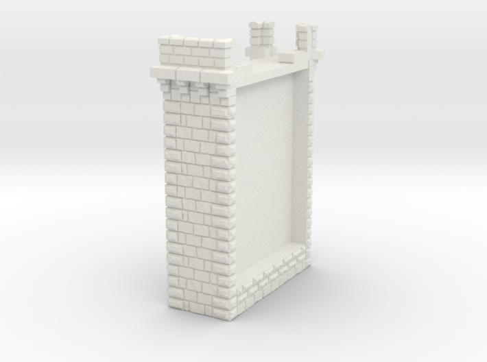 NV4M04 Modular metallic viaduct 1 3d printed
