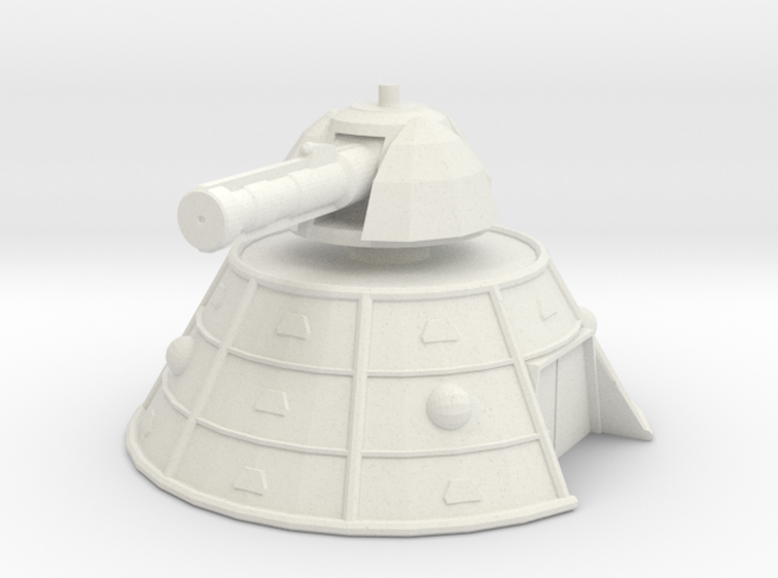 MG144-ZD08 Zirgnar Base Defence Turret 3d printed