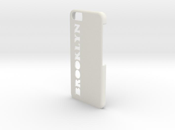 Brooklyn iPhone Case 3d printed