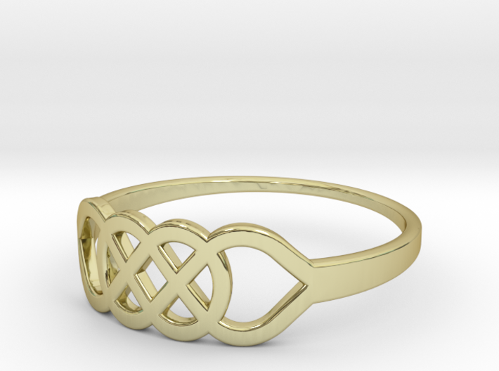 Size 7 Knot C1 3d printed