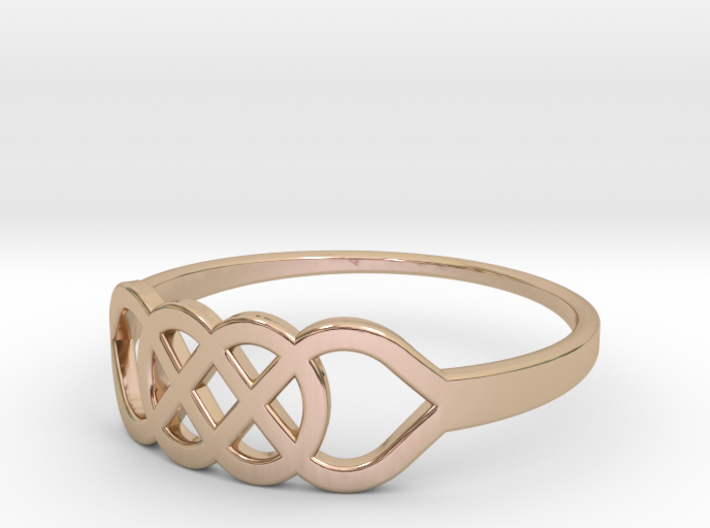 Size 8 Knot C1 3d printed