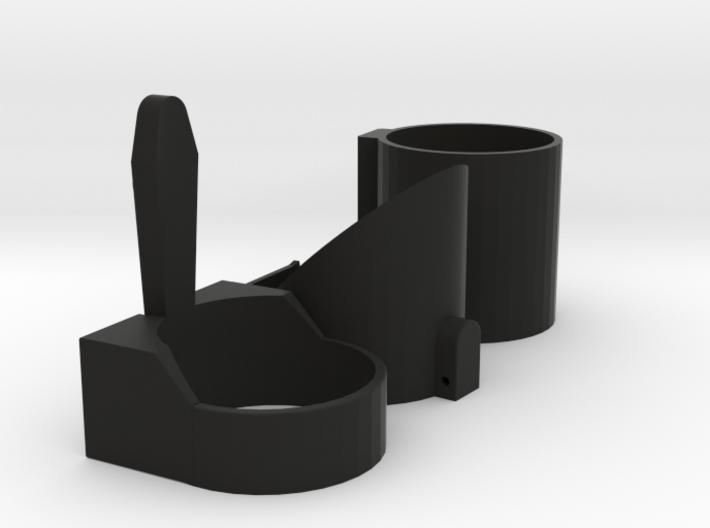 Darth Vader Lightsaber Emitter Shroud accurate 3d printed