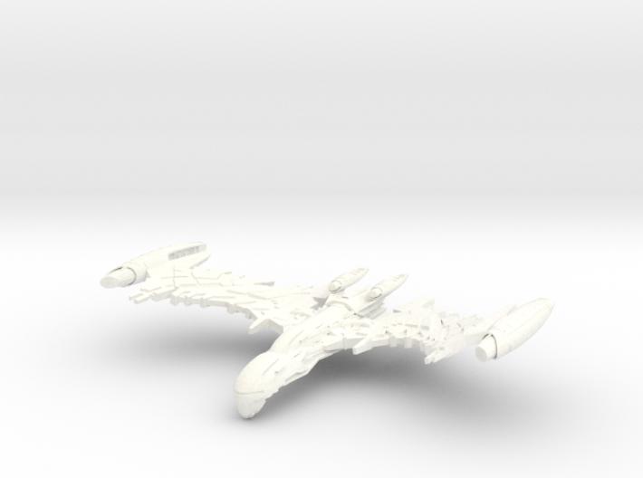 """Valbird Class Refit WarBird II 4.2"""" 3d printed"""