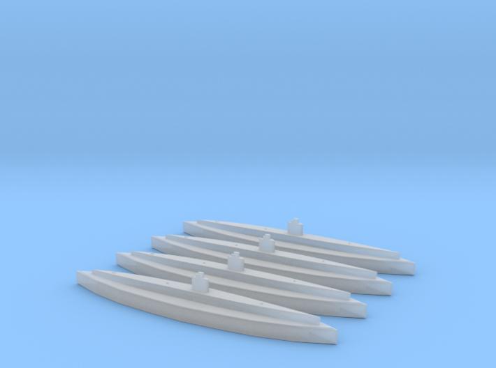 I-201 (Sentaka class) (TD/FUD) x4 3d printed