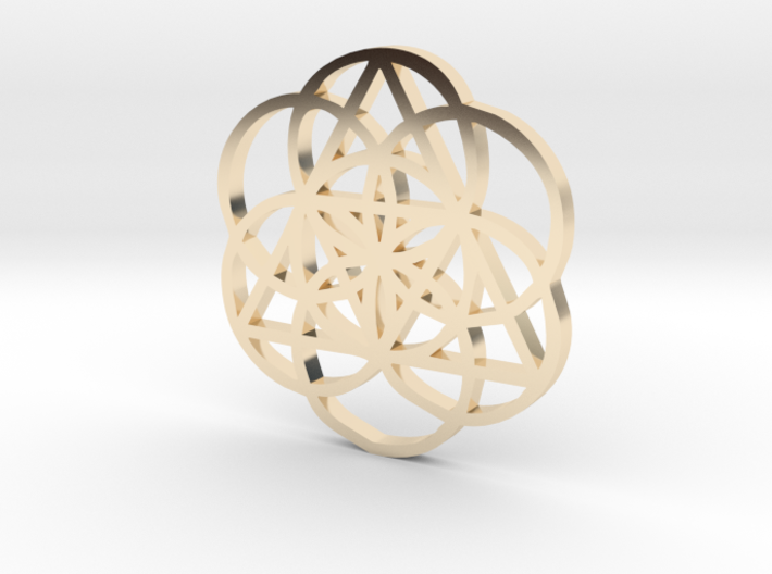 T3C Pendant- SG Collection 3d printed