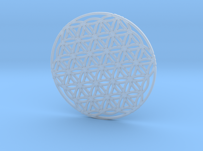Flower of Life 3d printed