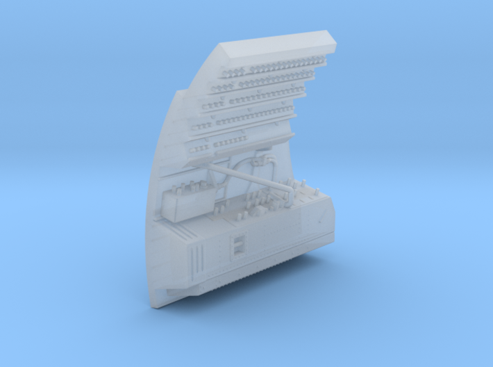 F10-Panels 8-11 3d printed