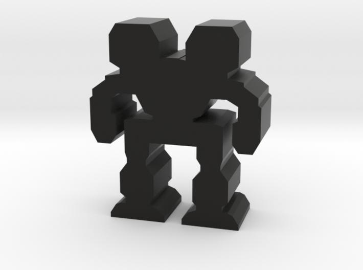 Game Piece, Heavy Advanced Mech 3d printed