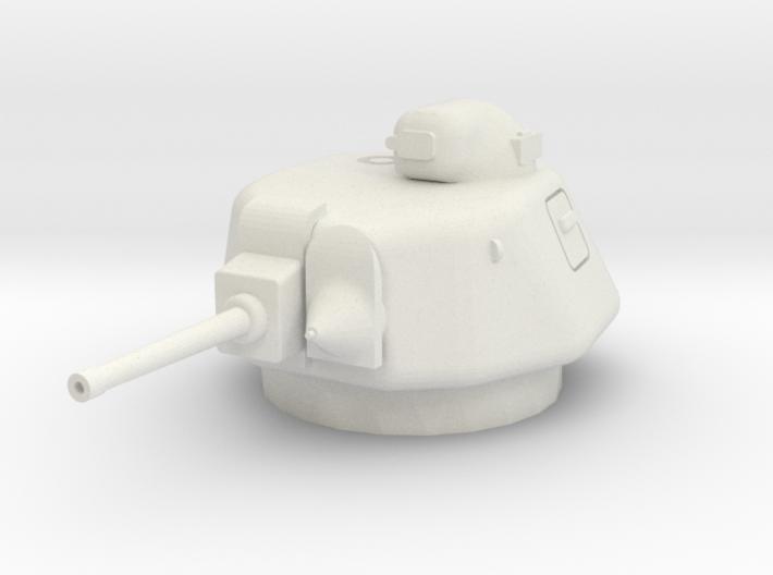 PV86B APX-1 CE Turret (Somua S35) (1/48) 3d printed