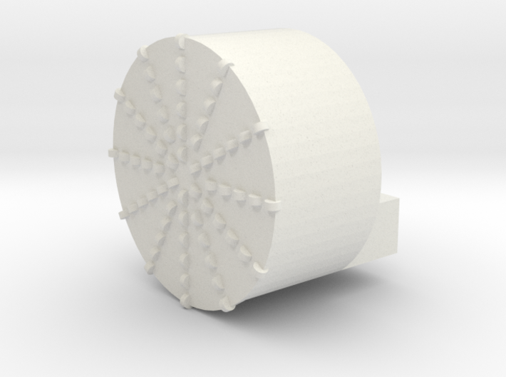 Tunnel Boring Machine - for Puzzle Pilot 3d printed
