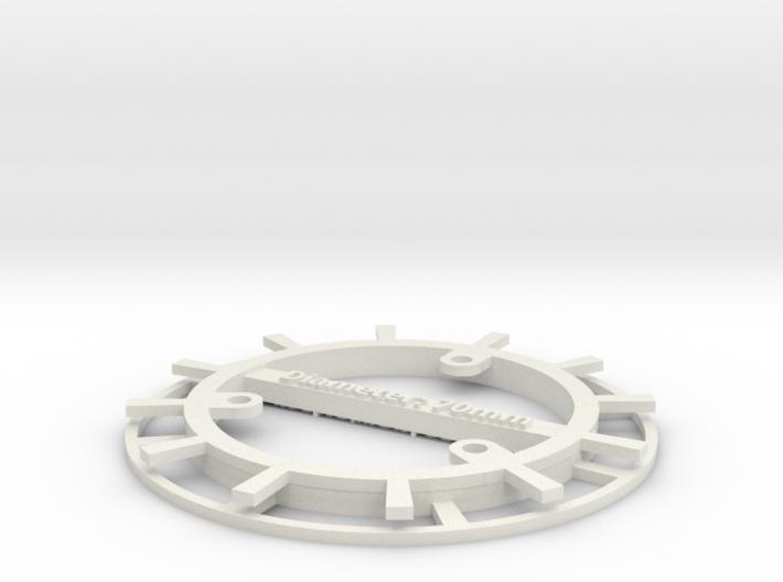 RFID Bobbin 70mm 3d printed