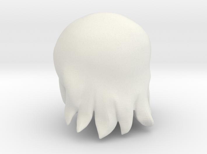 Cartoon Head (Meina) 3d printed
