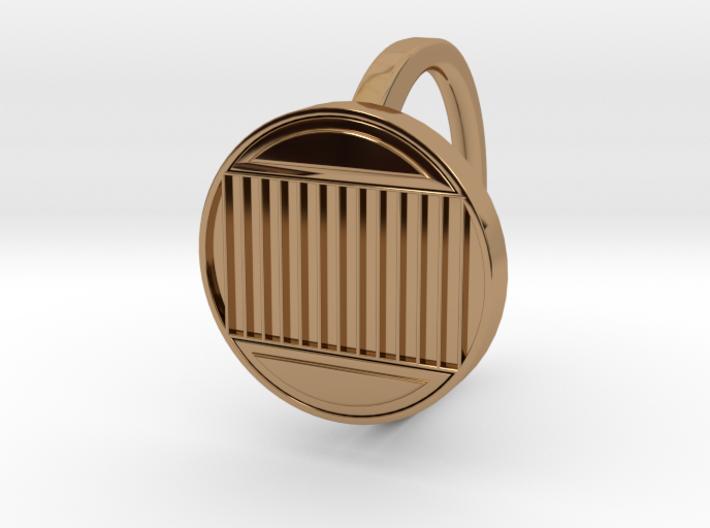 Ring 4-3 3d printed
