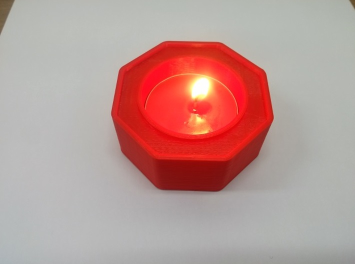 Candle(38mm) Hodler Ver.A 3d printed