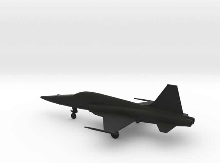 F5 tiger jet 3d printed