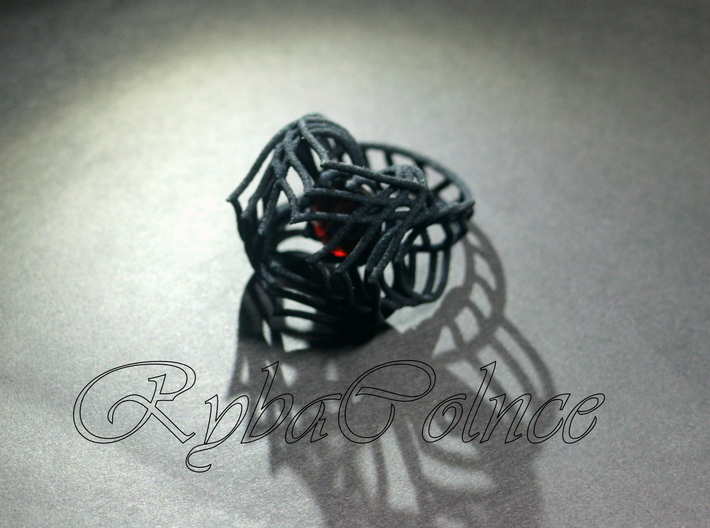 Ring / size 6 1/2 US 3d printed
