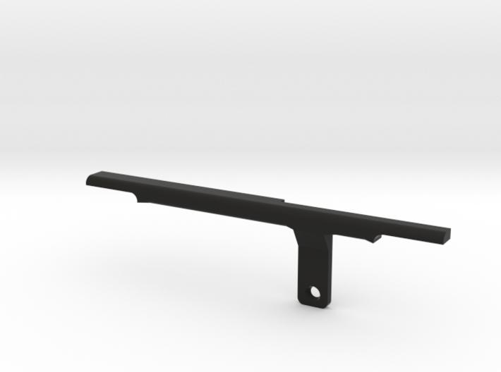 ThumbRail (Bridge)-fits Fender Amer Dlx Jazz 5 3d printed