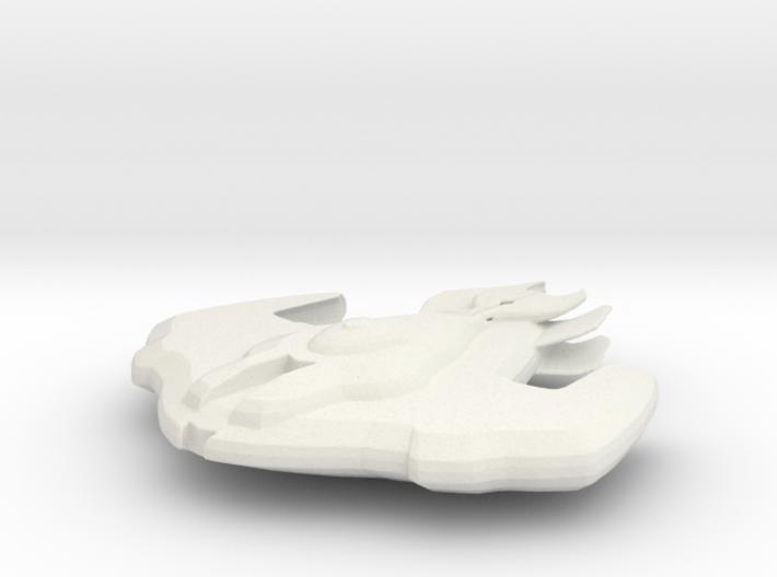 Cardassian Battleship 3d printed