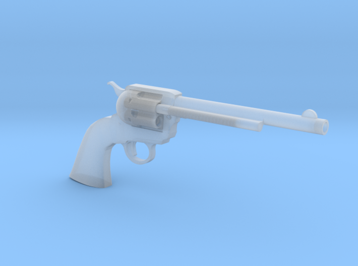 1/4 Scale Colt Peacemaker 3d printed
