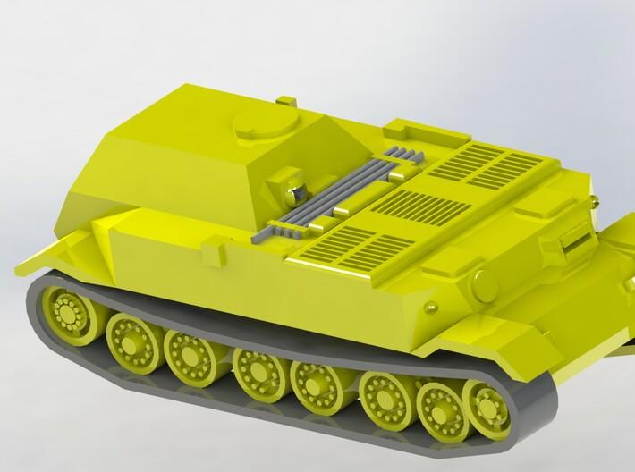 Bergepanzer Tiger P 1/285 /6mm 3d printed