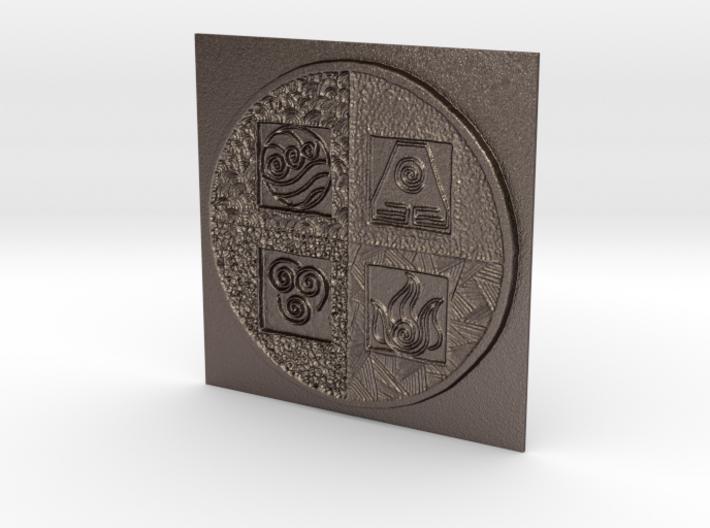 AVATAR:ELEMENTS 3d printed