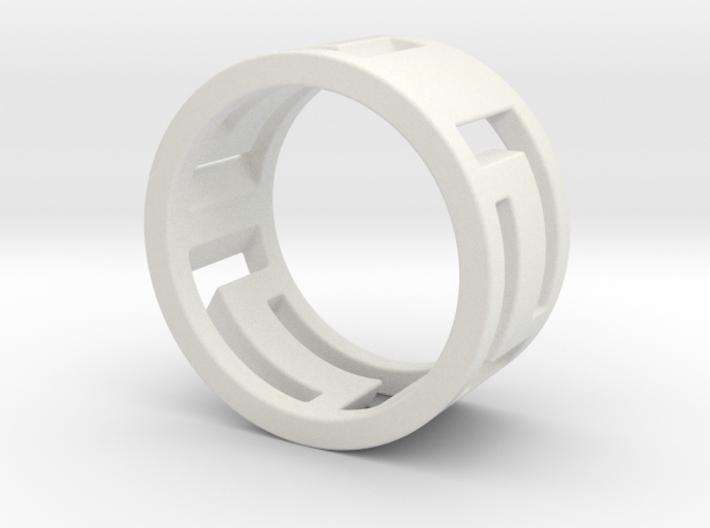 Greek Bracelet 3d printed