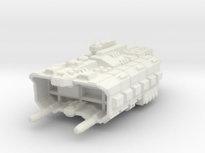 Factory Ship 3d printed