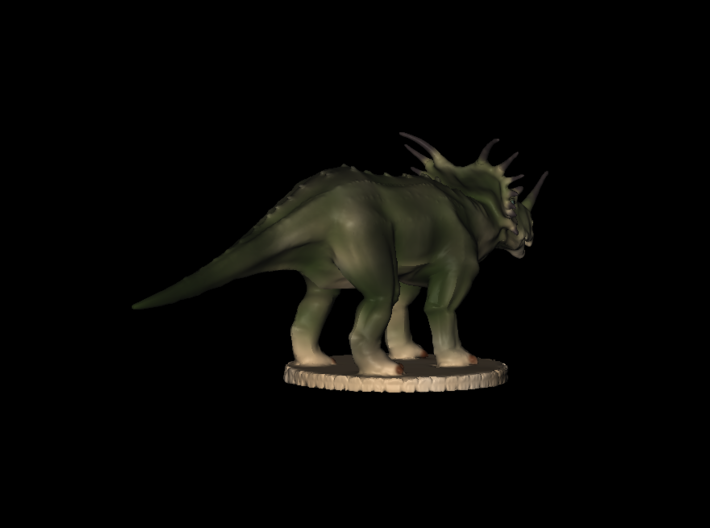 Replica Dinosaurs World Styracosaurus  3d printed