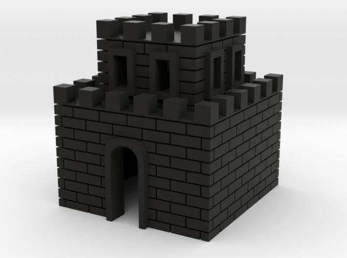 Mini Castle 3d printed
