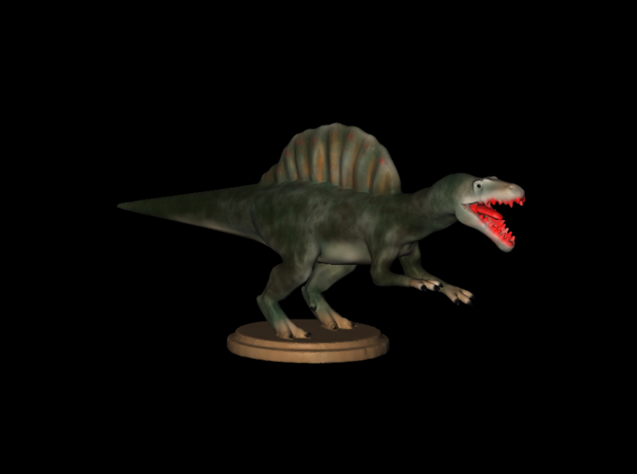 Replica Miniature Dinosaurs Spinosaurus Model A.01 3d printed