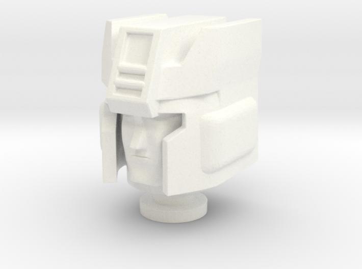 Actionmaster Prowl hoofd18mm 3d printed