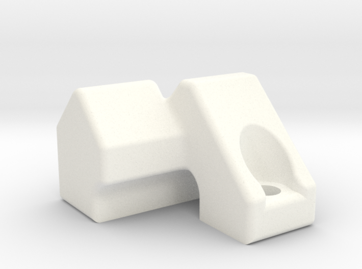 Soft Italia Vega Topcase Latch Replacement   3d printed