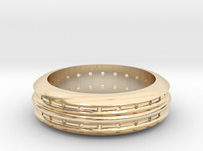 48h ring 3d printed