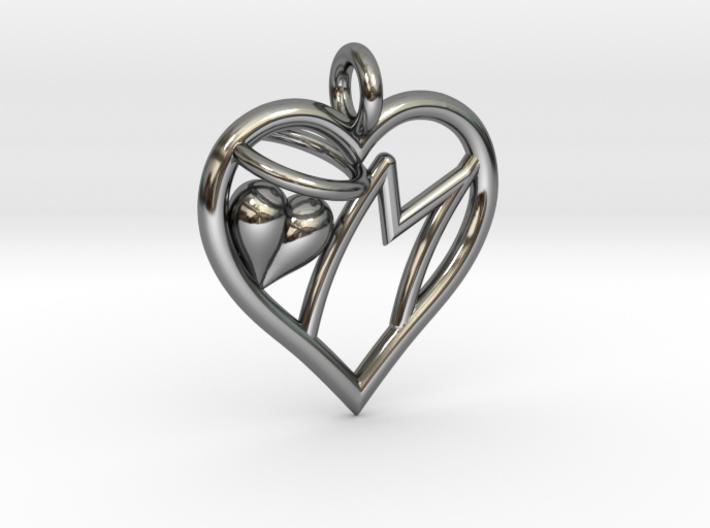 HEART M 3d printed