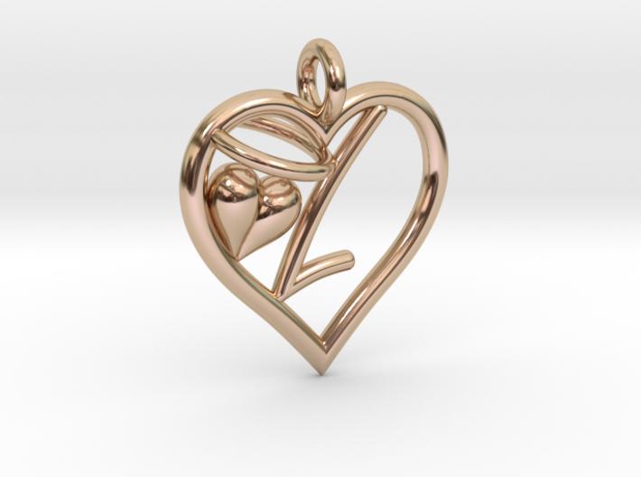 HEART L 3d printed