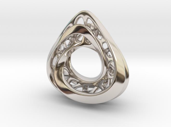 002-Jewelry 3d printed