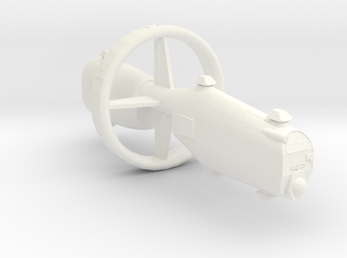 Starstrider 1-1000 3d printed
