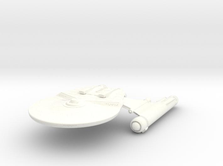 Falcon Class HvyCruiser 3d printed