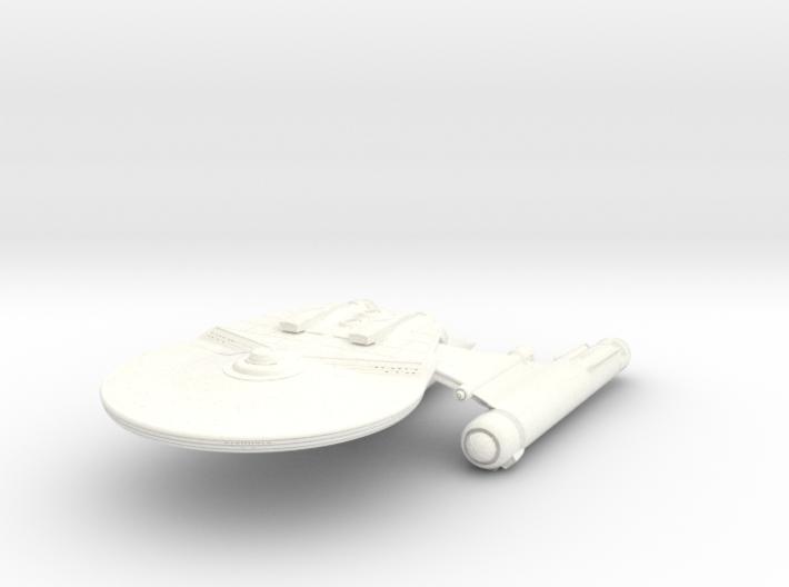 Falcon Class Refit HvyCruiser 3d printed